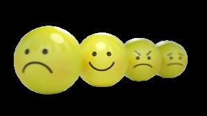 émojis - émotions confiance en soi - application des thérapies brèves