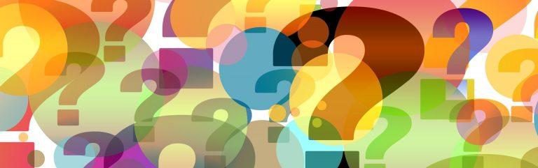 points d'interrogations - à qui s'adresse la psychothérapie